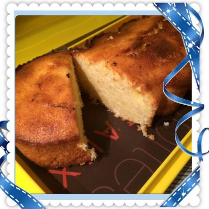 Défi culinaire #12 : Cake citron coco