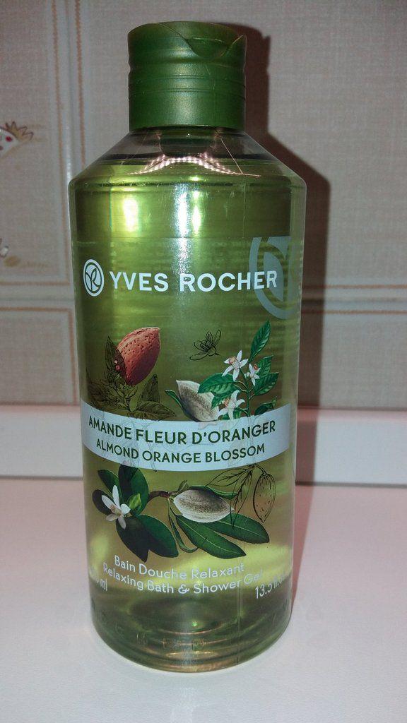 Yves Rocher - Bagnodoccia mandorla e fiori d'arancio