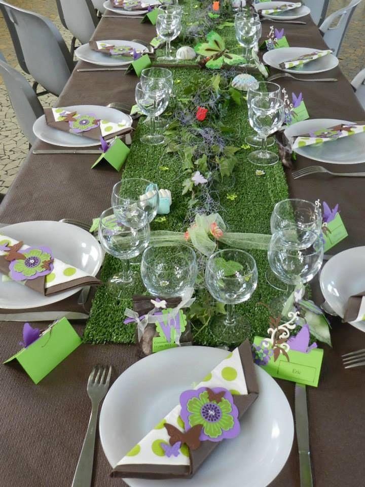Deco Table Communion Elegant Cool Decoration Table
