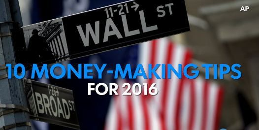 Bacall Investment Tips: Ten money-making tips for 2016