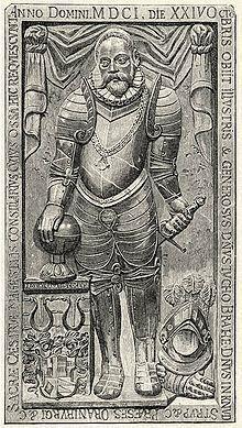 Lápida de piedra de la tumba de Tico
