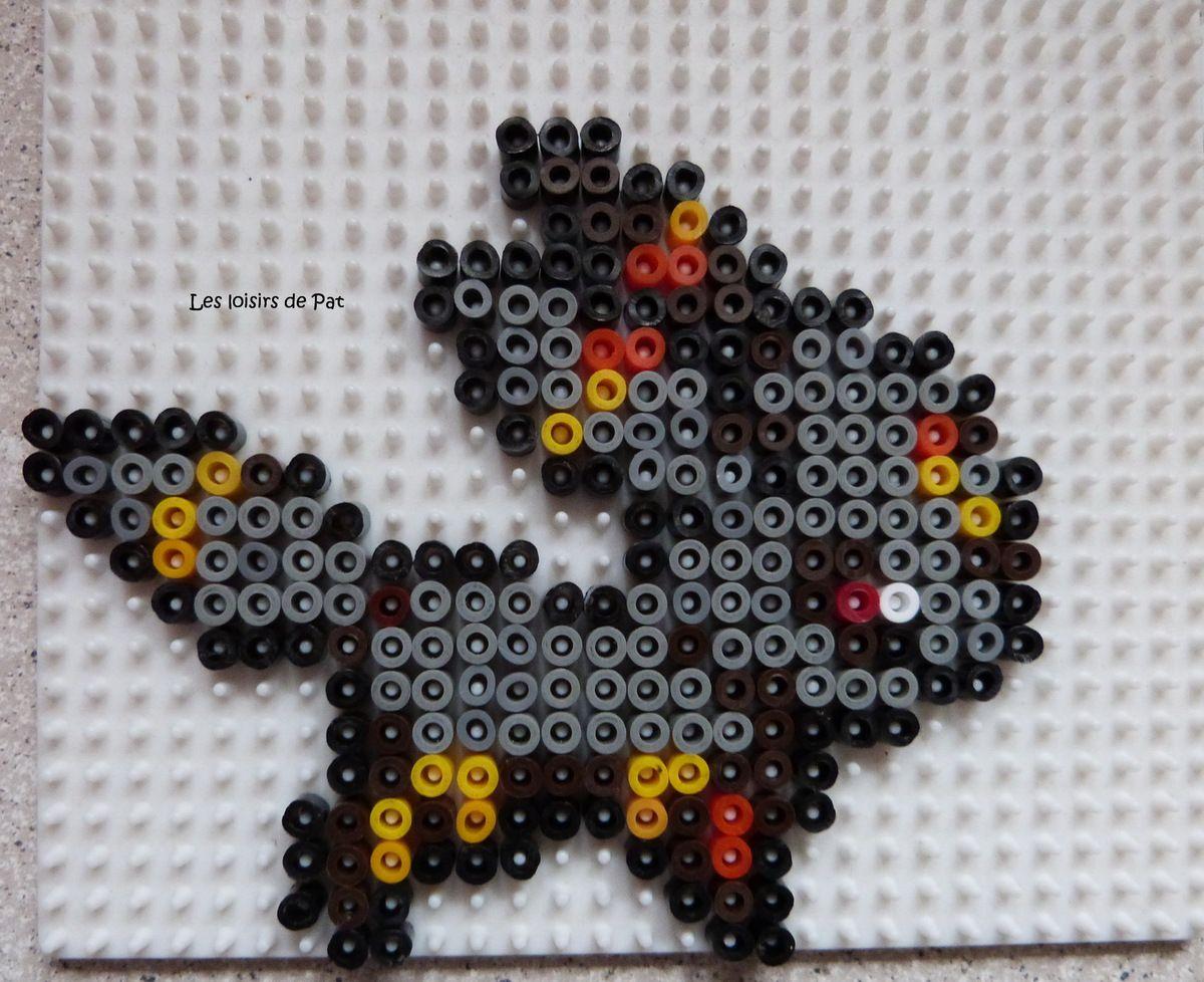 Perles A Repasser Pokemon Les Loisirs De Pat