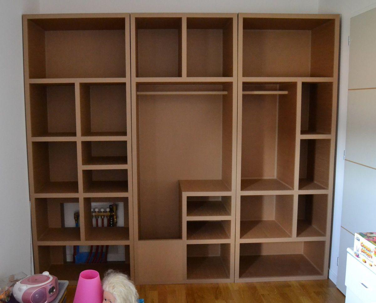 meuble sans les tiroirs