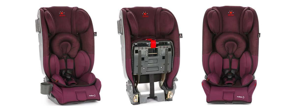 test papa online a test pour vous le si ge auto radian 5 de diono. Black Bedroom Furniture Sets. Home Design Ideas