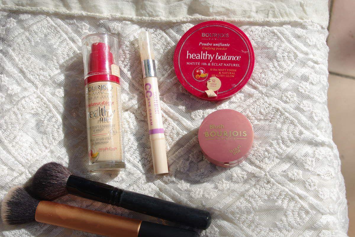 Maquillage pour fainéantes ou filles pressées