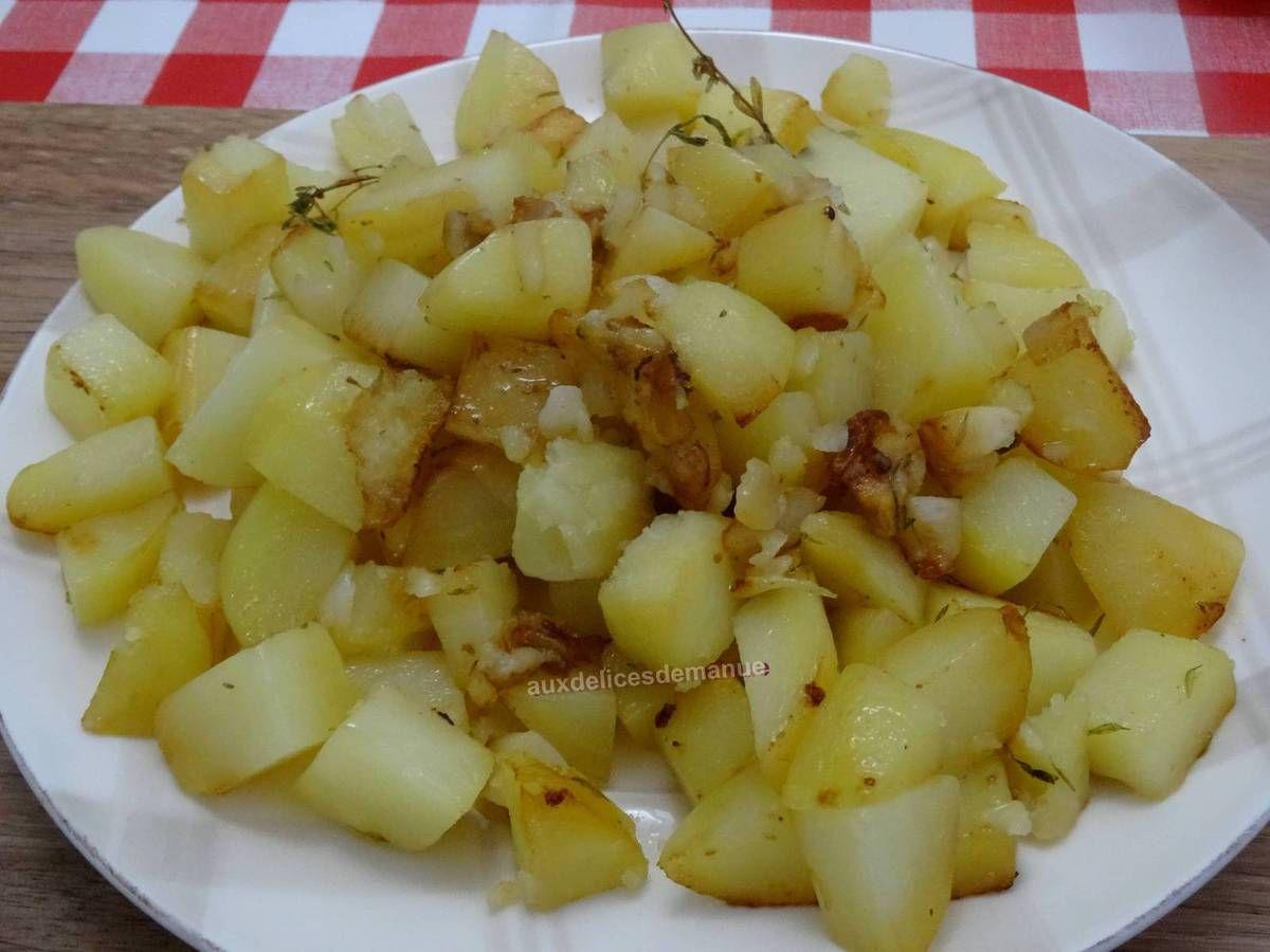 pommes de terre roties au cookeo ou