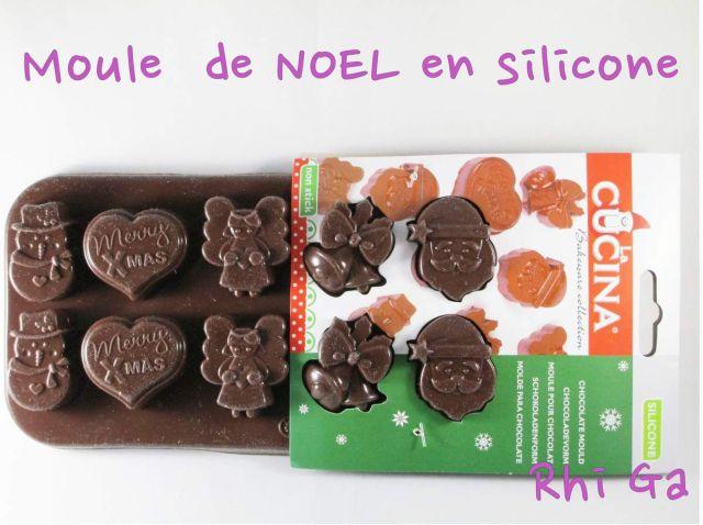 Des petits chocolats pour NOEL