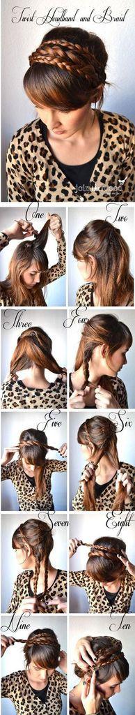 Des idées coiffures pour les fêtes : Versions longs et mi-longs