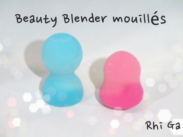 Mon BB ou Beauty Blender