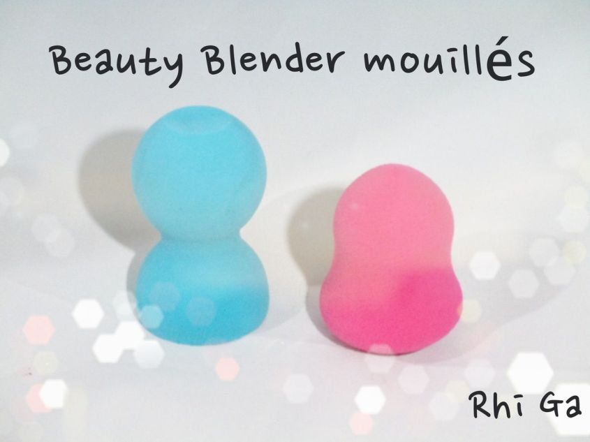 Mon BB ou Beauty Blender