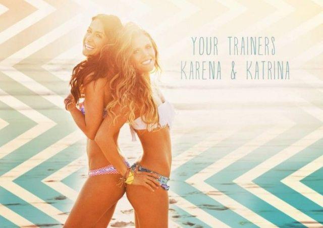 Se remettre au sport avec Karena et Katrina