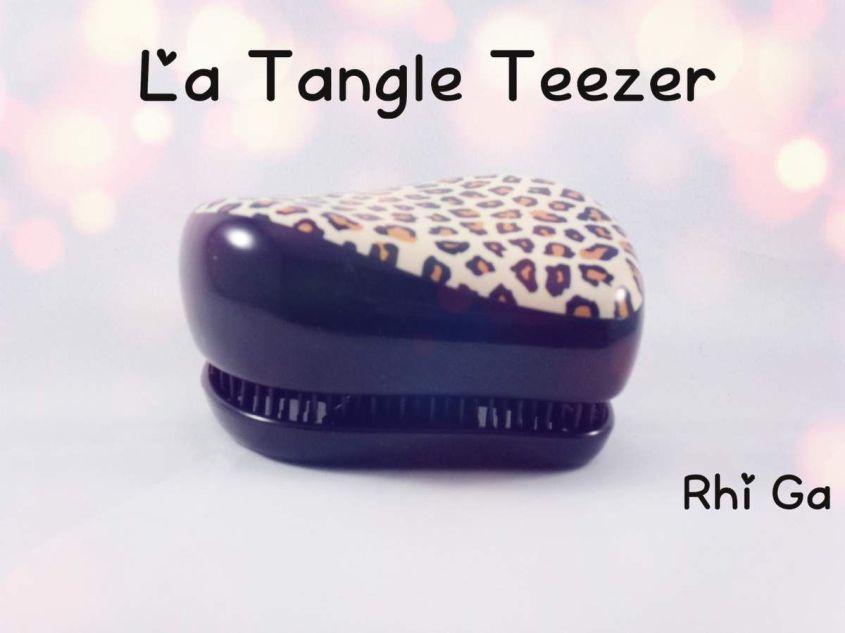 La Tangle Teezer pour de beaux cheveux