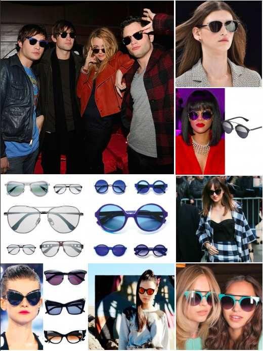 Quelles lunettes adoptées pour ce printemps