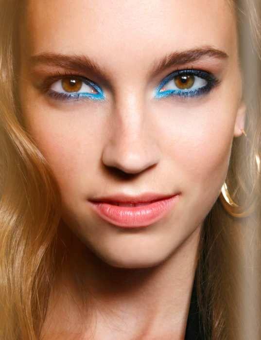 Des couleurs sur mes yeux !