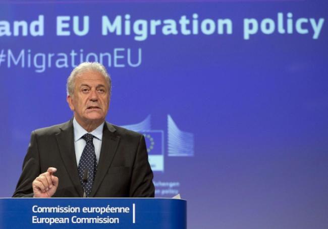 """Bruxelles appelle à accepter l'immigration de masse comme la """"nouvelle norme"""""""