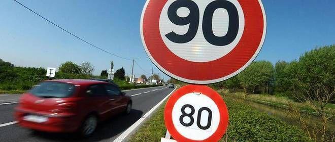 Le rapport secret sur le 80 km/h fuité...
