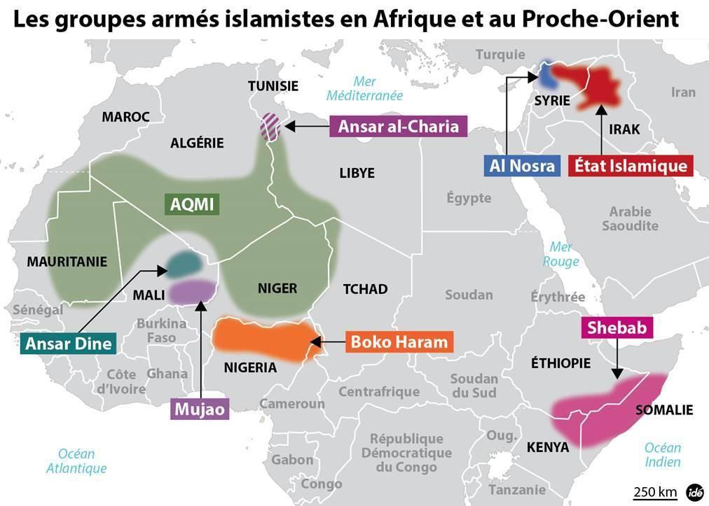 REVOILA ENCORE ET TOUJOURS LE 'SCENARIO DU DIABLE' : VERS UNE REUNIFICATION DE DAECH ET D'AL-QAIDA ET LA RELOCALISATION DES DJIHADISTES