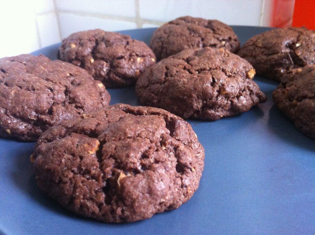 Des cookies maxi chocolat pour fondre de plaisir