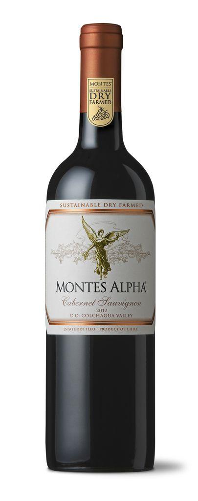 Montes Alpha: Cabernet Sauvignon