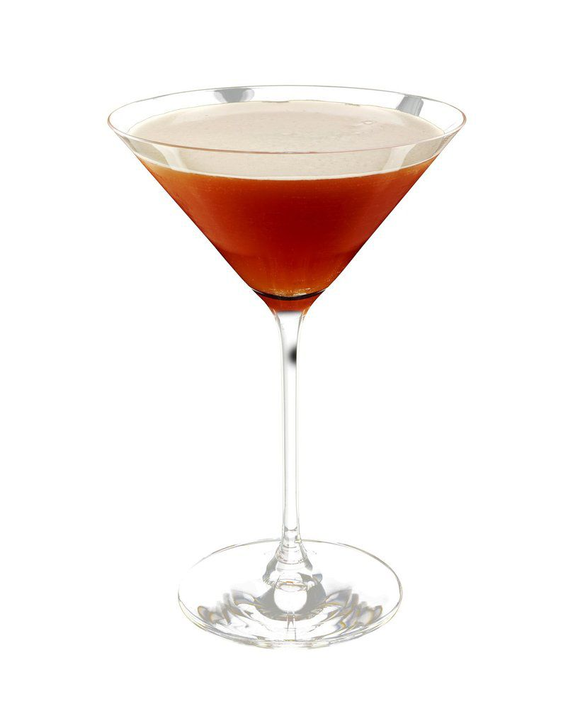 COCKTAIL OF THE WEEK: JOHNNIE WALKER BLACK BLOOD AND SAND