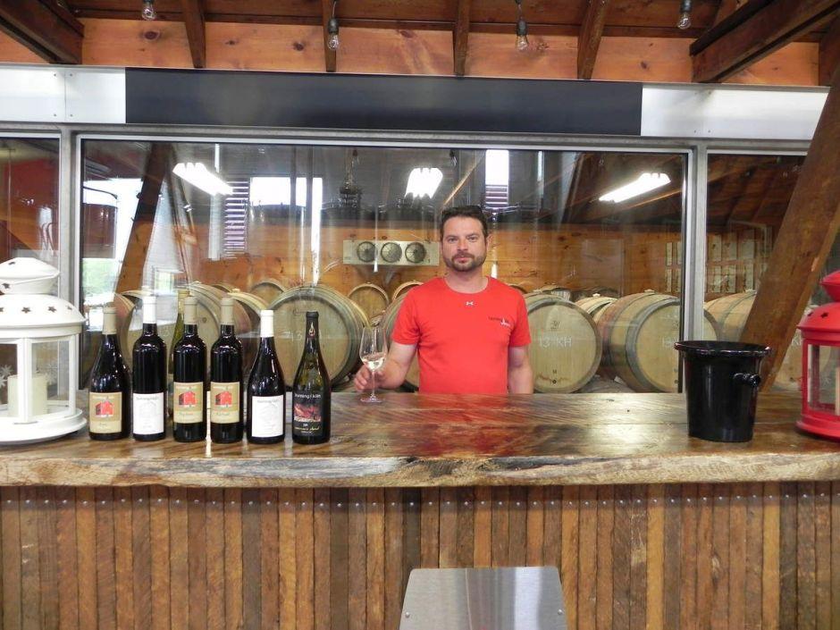 Wine Of The Week: Burning Kiln Winery