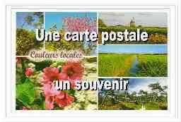 Une carte postale - un souvenir    Nr 01