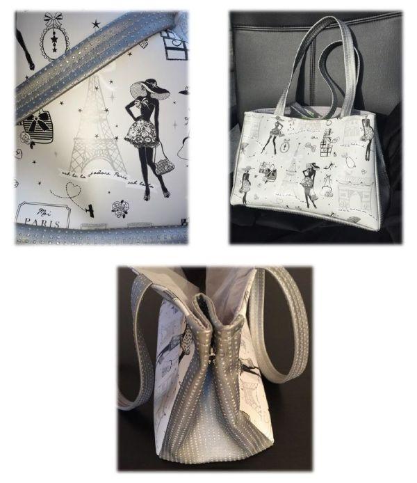 Sac à main avec aimants - Tuto Couture PDF et Vidéo ⋆ Les Tutos ... b7108f699532