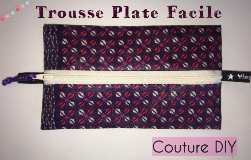 Trousse Plate Facile