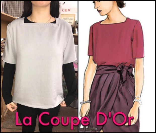La Coupe D'Or - Patrons sur mesure