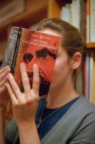 Bibliothérapie avec Nietzsche