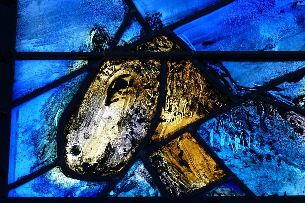 """Résultat de recherche d'images pour """"vitraux chagall jerusalem"""""""