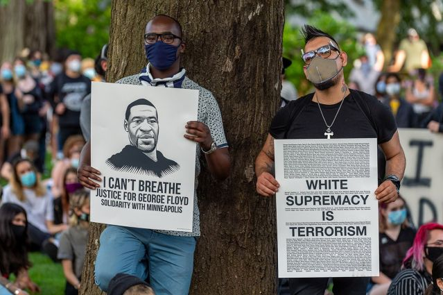 L'oligarchie alimente l'agitation raciale aux Etats-Unis !
