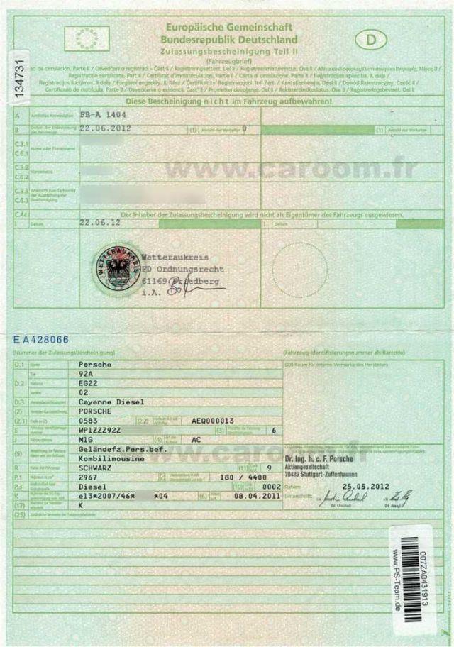 Certificat de conformité: Qu'est-ce que c'est?