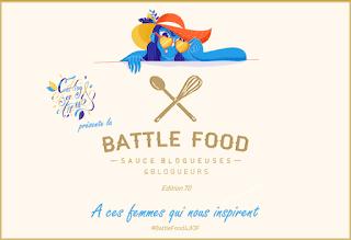 logo de la battle food