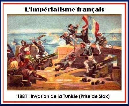 L'IMPÉRIALISME FRANÇAIS [en images]