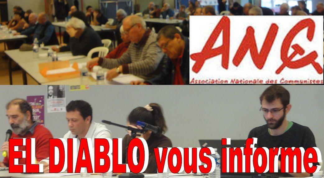 L' « Association Nationale des Communistes » : c'est parti !