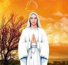 Message 4.521 de Notre Dame d'Anguera-Bahia-Pedro Régis 02 09 2017 - ne laissez pas la flamme de la foi s'éteindre en vous. Écoutez Jésus ...