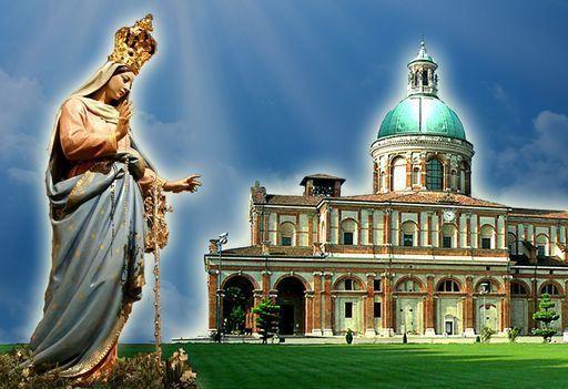 Jacarei 27 Mai 2018 - Fête des Apparitions de Caravaggio - Message de Notre Dame et de Sainte Rita de Cascia - Sainte Gianetta Vacchi est apparue mais n'a pas donné de message.