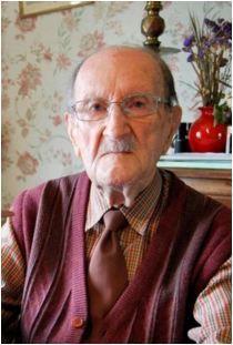 Jean POITROT, doyen des parachutistes militaires français et décédé