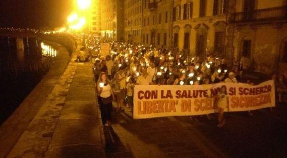 Des Millions d'Italiens s'élèvent contre la nouvelle loi rendant la vaccination obligatoire