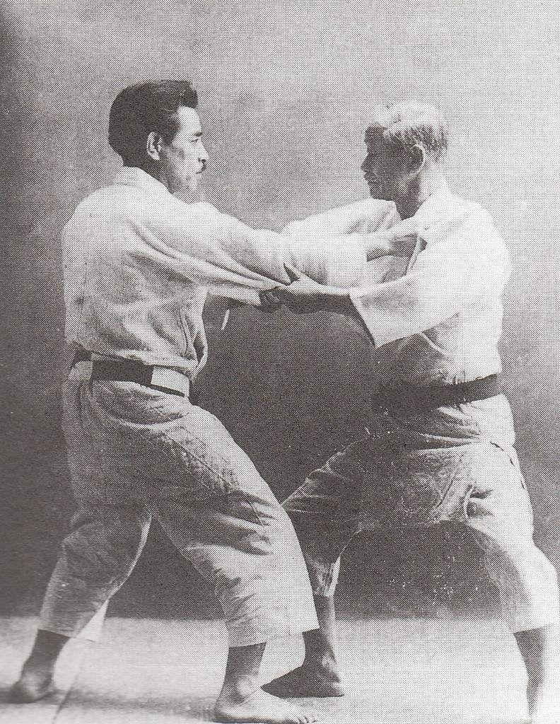 Kano Jigoro, fondateur du Judo