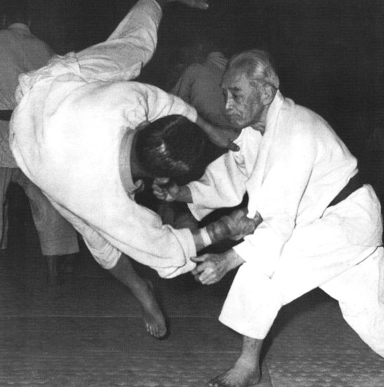 Mifune Kyuzo, légende du Judo
