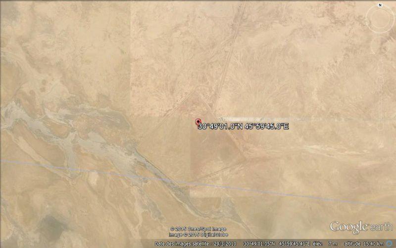 La mystérieuse zone sacrée du dieu Enki à Eridu…