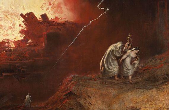 Découverte de l'immense cité maudite de Sodome… !