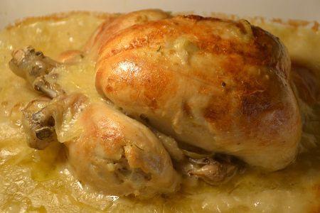 recette cookeo poulet entier sauce