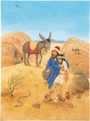 Image result for Bon Samaritain