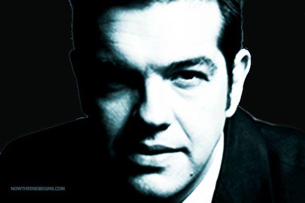 Tsipras actor de la agenda de la cábala illuminati