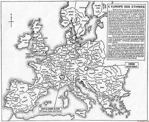 El falso debate: España/Cataluña, el modelo de regionalización de la Unión Europea oculta el desmembramiento de Europa,  el caballo de Troya de las élites mundialistas