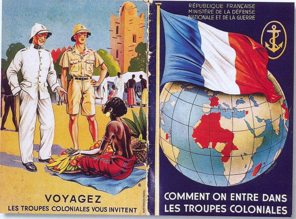 """Résultat de recherche d'images pour """"photos troupes coloniales afrique"""""""