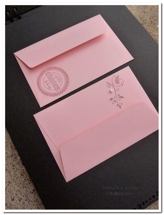 livre d'or Gabriela & Jérôme - Romantique & vintage - Rose, chocolat & ivoire